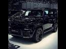 2017 Мерседес Brabus G900- 46.000.000 руб. Всего 10 машин в МИРЕ!