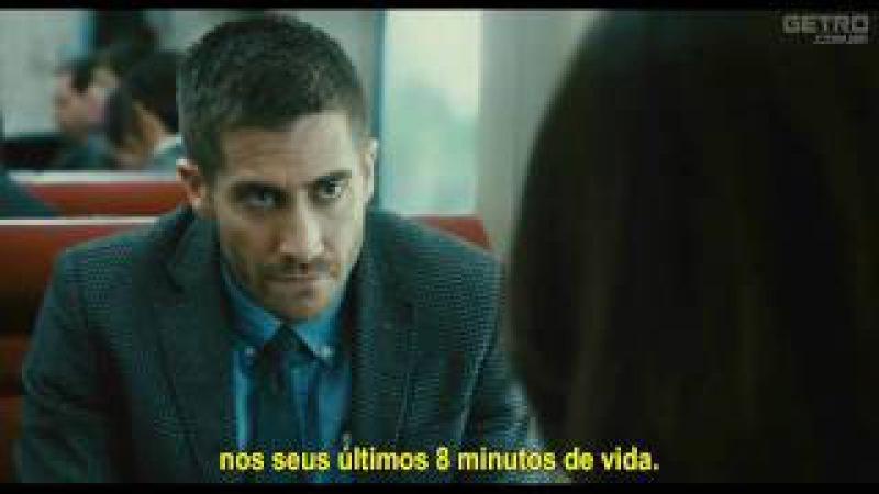CONTRA O TEMPO (Source Code) - Trailer HD Legendado