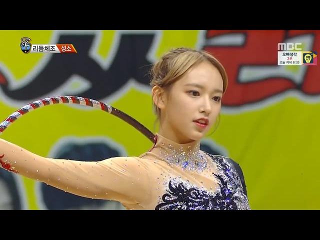 170130 설특집 2017 아육대 - 아이돌스타 육상 양궁 리듬체조 에어로빅 선수권 대회 148512
