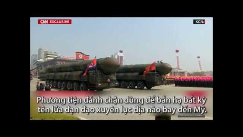 Căn cứ Mỹ với 38 tên lửa sẵn sàng đánh chặn tên lửa của đối phương