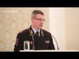 Артем Хохорин представил нового шефа полиции Казани