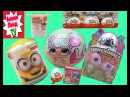 Видео для Детей LOL Surprise Num Noms Hatchimals colleGGtibles kinder JOY