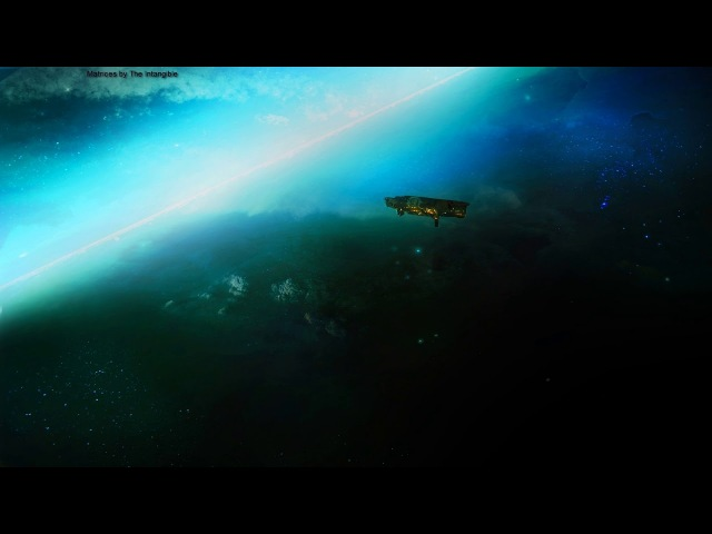 Space Ambient Mix 27 - Matrices by The Intangible
