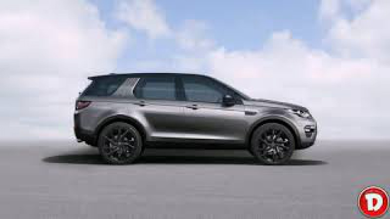 2018 Land Rover Discovery Sport – 7 seater SUV class K1