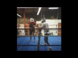 Andre Ward Leaks Sparring Video.Is He Coming back