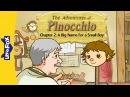 The Adventures of Pinocchio 2: A Big Name For a Small Boy | Level 5 | By Little Fox