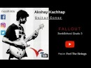 Fallout Rockschool Guitar Grade 3 Cover Feel The Strings VTV