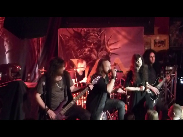 Visions of Atlantis - Passing Dead End Live Bochum 18.02.2018