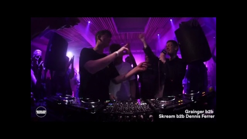 Local Heroes Skream Dennis Ferrer Grainger
