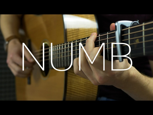Linkin Park - Numb - Fingerstyle Guitar Cover