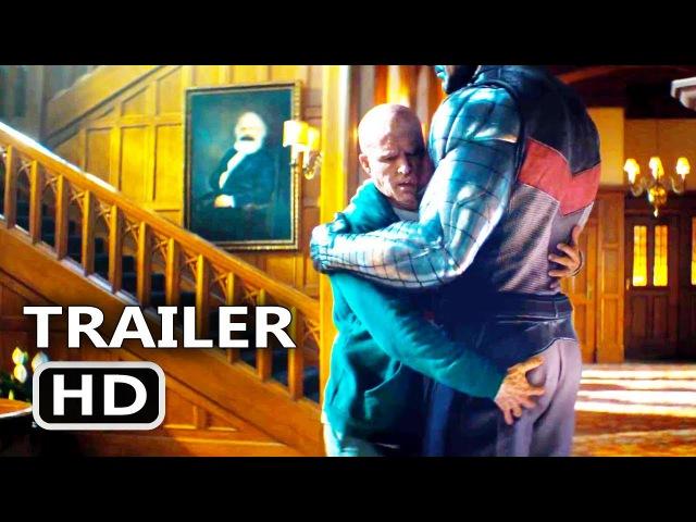 DEADPOOL 2 International Trailer 1 (2018) Ryan Reynolds Movie HD