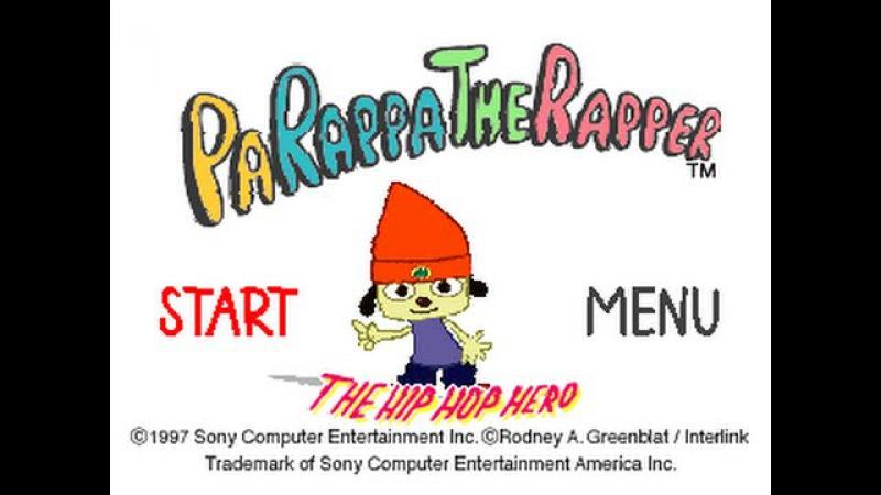 PSX Longplay [002] PaRappa the Rapper