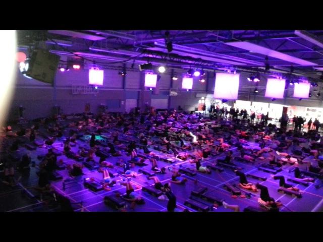 Фитнес конвенция в Амстердаме 2012 г. Club Power