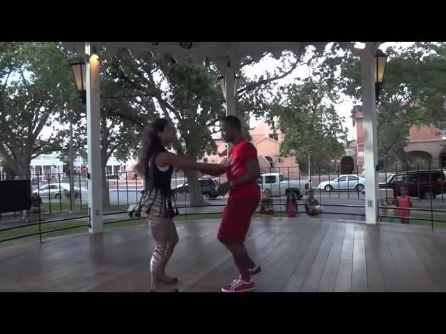 Bachata Dance to Romeo Santos Propuesta Indecente Edwin Daniela