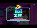 OK K O Let's Be Heroes S01E42 Villains Night In Rus Sub