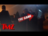 The Game -- Insane Club Fight At Lil Wayne's Bday Party | TMZ