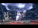 Светлана Иванова иМария Зиброва. «Ворона» - Четвертьфинал - Голос - Сезон 6