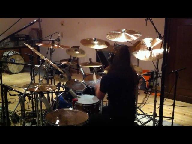 Aborted - Global Flatline - drums