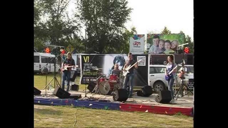 VI рок-фестиваль памяти В. Цоя. Видео О.Сойнов