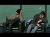 Дженсен Эклз изображает русский акцент в фильме Святой на Nerd HQ (русские субти