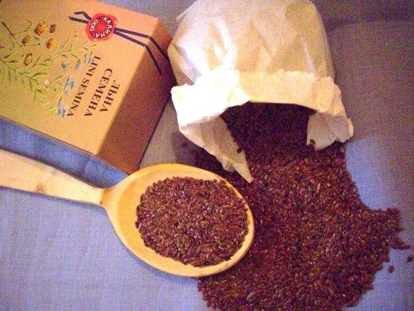 Семена льна в кулинарии рецепты