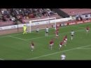 SHORT MATCH ACTION - Barnsley Derby County -13.08.2016 raport 1080p