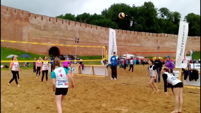 волейбол Новгород