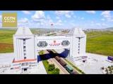 В Маньчжоули создадут самый большой в КНР китайско-российский торговый центр