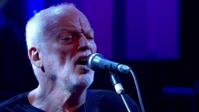 DAVID GILMOUR Later... with Jools Holland 2015