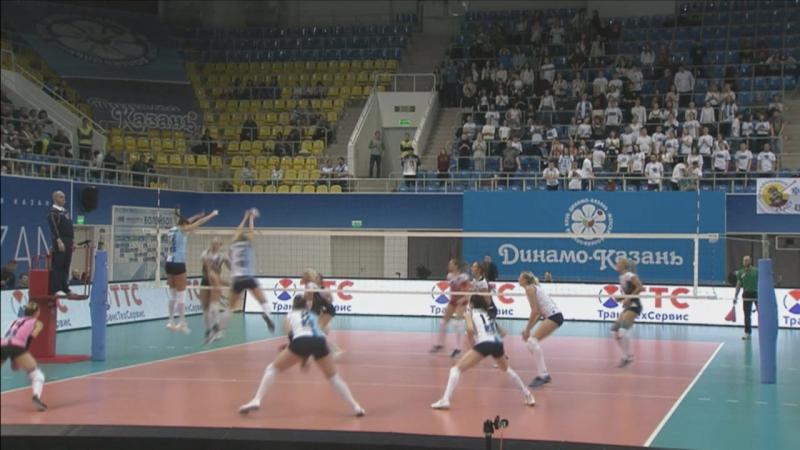 HIGHLIGHTS. Динамо-Казань — Протон Суперлига 2017-18. Женщины
