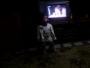 Мэричка танцует с дедушкой Серго