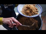 ПЛОВ В КАЗАНЕ _ Учимся готовить узбекский плов _ Готовим на даче