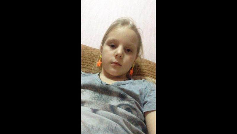 Фадеева Владлена — Live