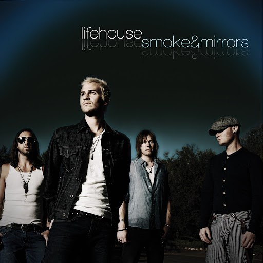 Lifehouse альбом Smoke & Mirrors (International Version)