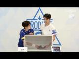 Produce 101 2. Sezon Hidden Box Mission - Yoo Seonho & Lai Guanlin (Türkçe Altyazılı)