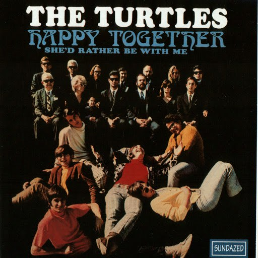 The Turtles альбом Happy Together
