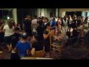 Концерт в лобби в гостинице David, которая находится на мёртвом море.:)
