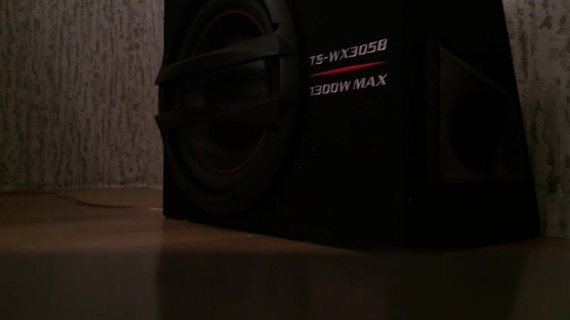 Pioner ts-wx305b в общаге