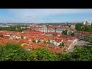 Красные крыши Гётеборга