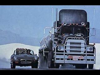 КОНВОЙ (1978) фильм про гонки , погони , машины