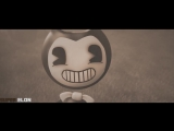 [Bendy and the Ink Machine SFM] Привет :