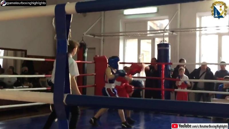 За Флаг, за Родину и за Президента! (Севастополь, турнир по боксу 20.02.2018)