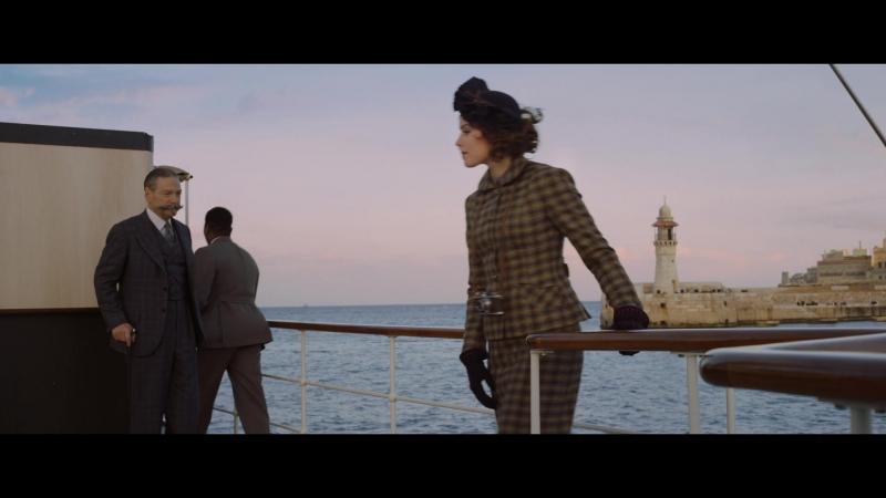 [Murder on the Orient Express] Let's Talk About Hercule Poirot