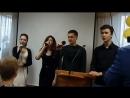 Молодежное пение Иисус песнь и слава моя