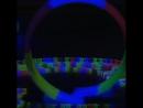 Гоночная трасса с машинкой LED