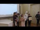 Защита экспозиции Счастливый ребенок в счастливой стране команды школы № 546, 6 класс