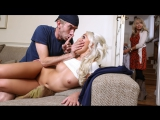 My Mom Would Never Expect This! Lovita Fate &amp Danny D  Blonde, Natural Tits, Sneaky, Stepsister