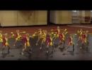 Чир-Спорт. Спортивная хореография. Танцы с помпонами