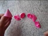 Красивейшие цветы из бумаги