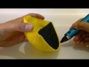 3D pen creation - Pacman